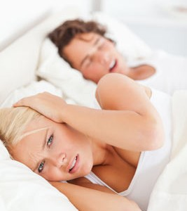 Snoring Doesn't Only Affect the Snorer
